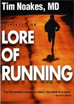 Lore of running (cover)